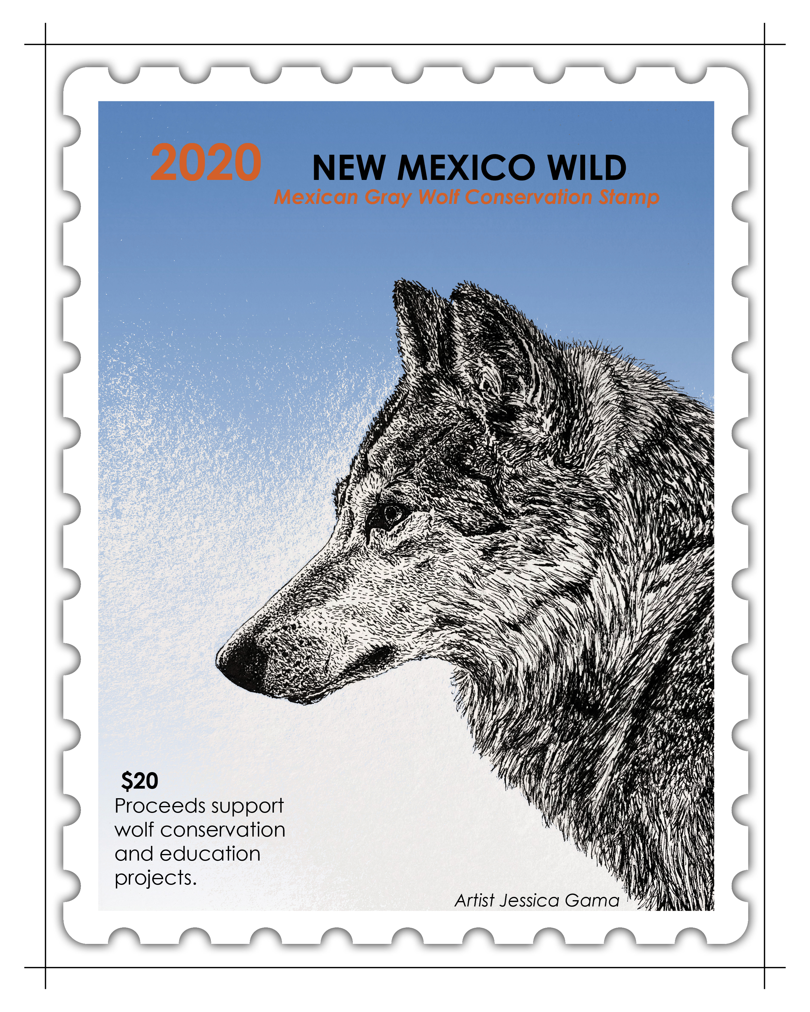 2020 Wolf Stamp Layout v22
