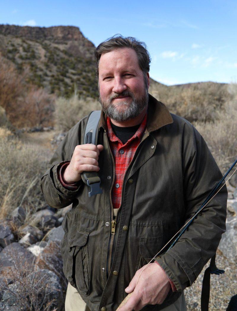 Garrett Veneklasen Joins New Mexico Wild