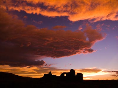 New Mexico Wild Celebrates Re-Introduction of Chaco Protection Legislation