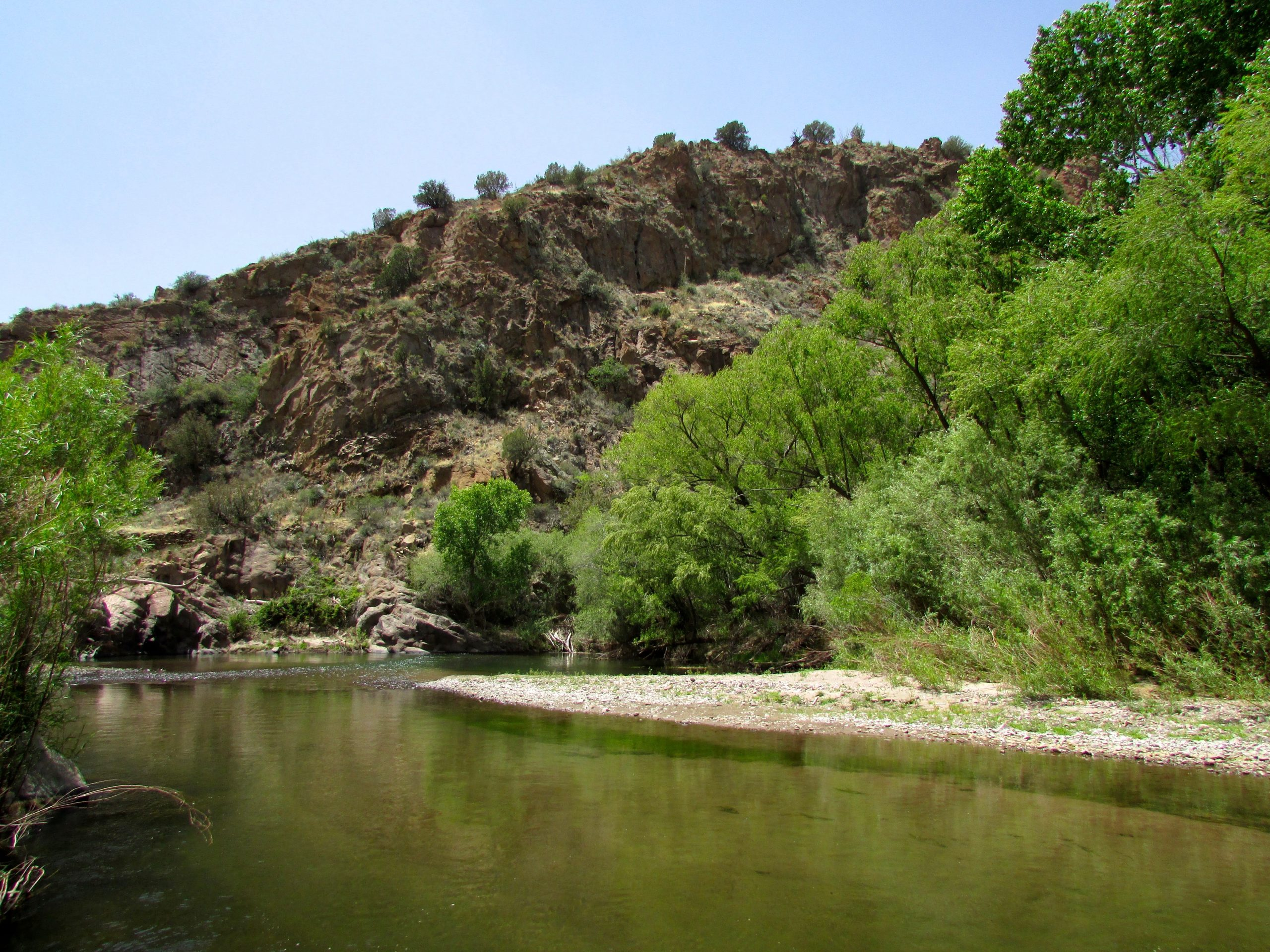 New Mexico Gila River diversion project nixed by Interstate Streams Commission