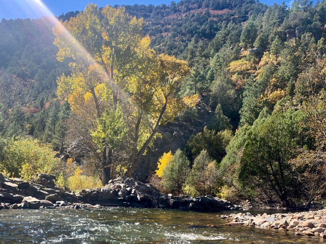 New Mexico Wild statement on Pecos watershed protection legislation
