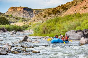 Float Trip on the Rio Grande Lower Gorge with Far Flung Adventures