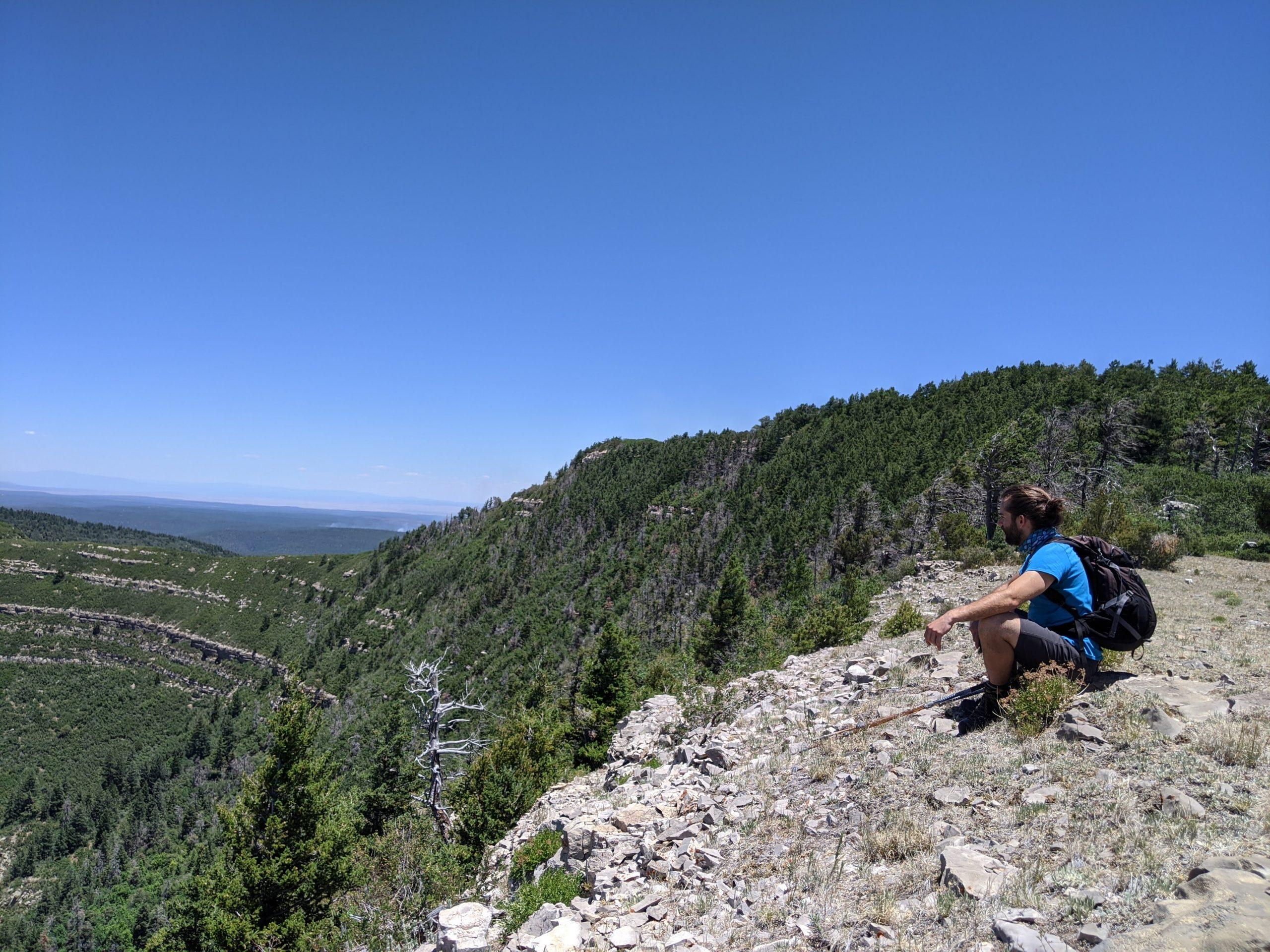 Solitude Monitoring in the Sandia Mountain Wilderness