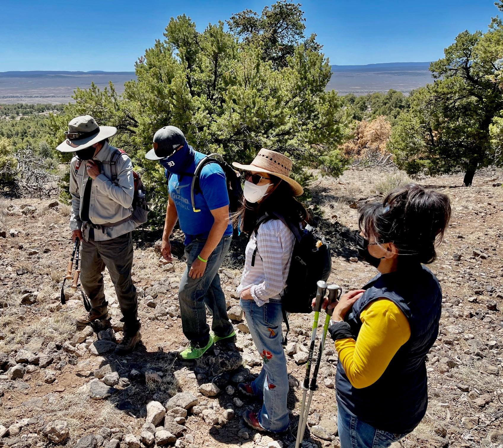 New Mexico Wild celebrates reintroduction of bill to establish Cerro de la Olla Wilderness by Rep. Leger Fernandez