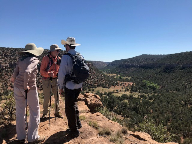 Donation would boost size of Sabinoso Wilderness by 50%