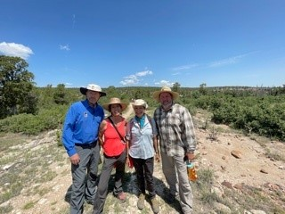 Celebrating an Expansion of the Sabinoso Wilderness