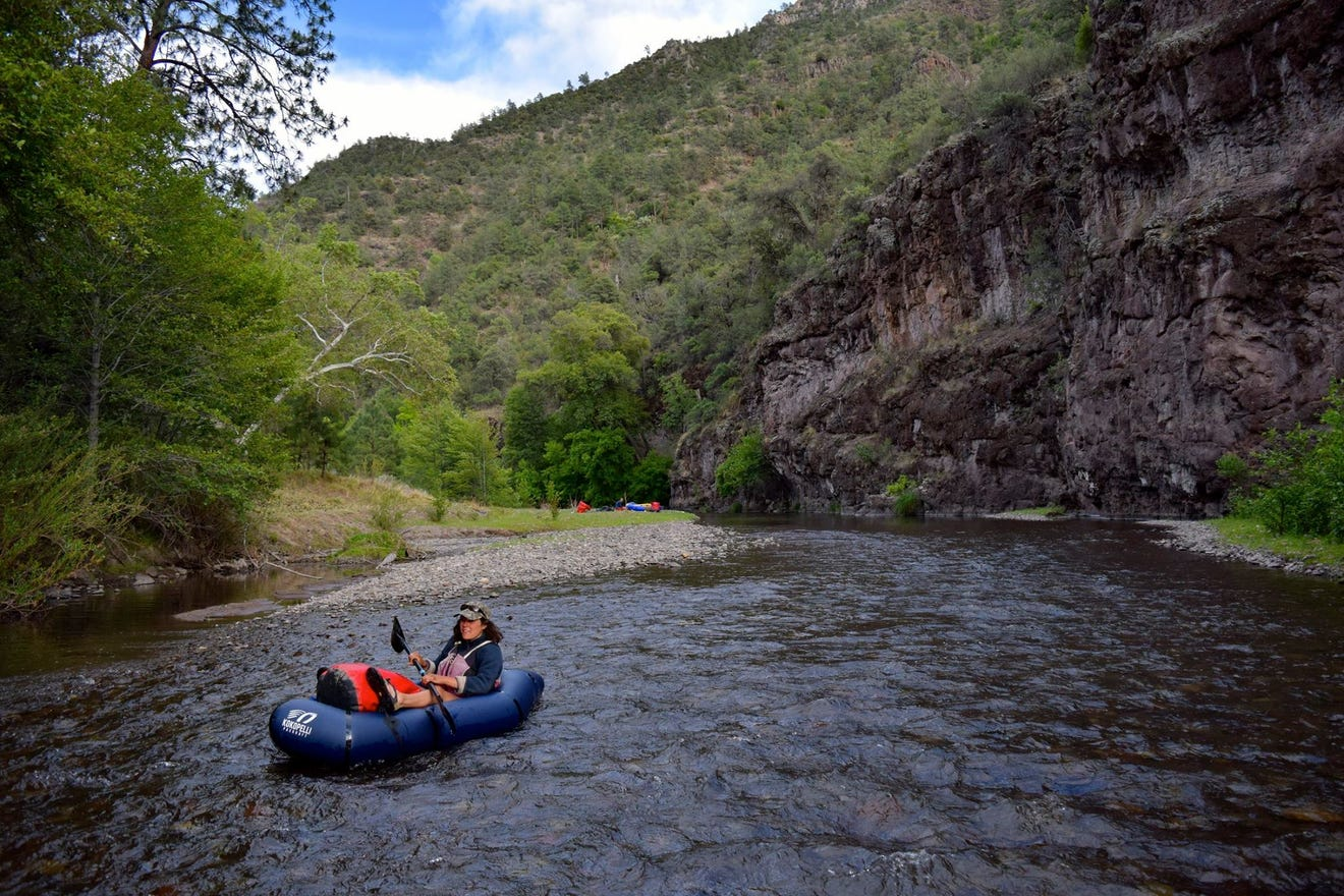 Gila River remains a wild and free powerful resource