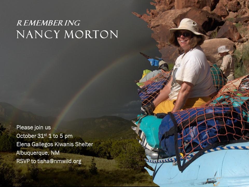Nancy Morton Memorial