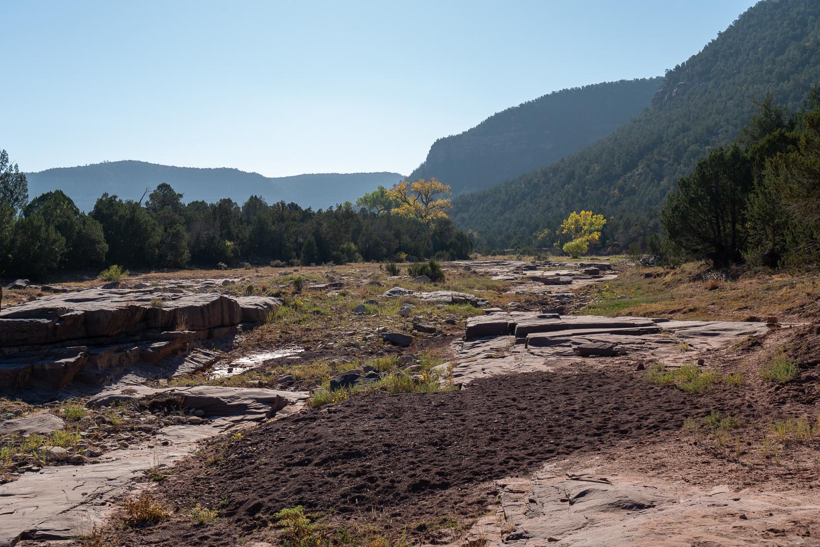 Solitude Monitoring in the Sabinoso, Cerro Del Yuta, and Rio San Antonio Wilderness Areas